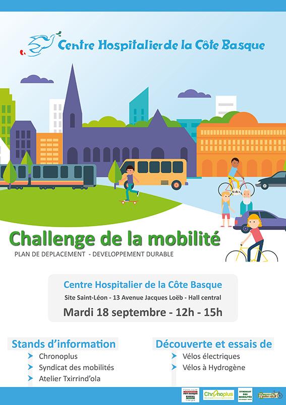 Développement Durable - Challenge Mobilité 18 septembre