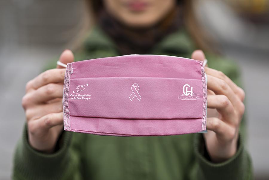 Prévention du cancer du sein : octobre sera rose en Pays Basque