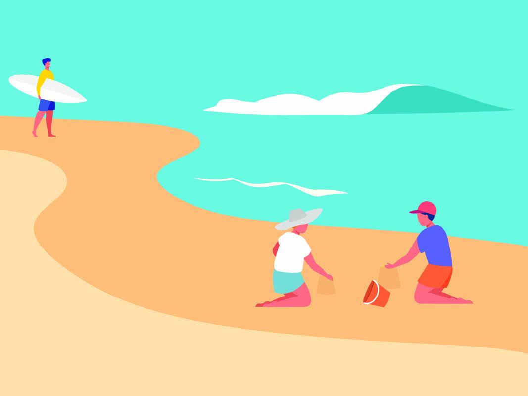 Prévention plages piscines : les bons réflexes de l'été